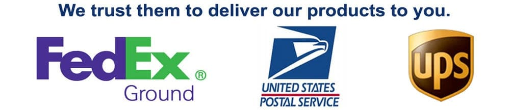 GentleCare Shipping Methods